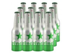 批发 进口喜力啤酒330ml*24  喜力啤酒团购价格