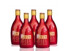 沙洲优黄1878红标专卖价格、沙洲优黄批发、上海老酒团购