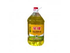 金禾舜农业-金健纯正菜籽油5L批发、零售供应