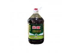 金禾舜农业-金健非转基因小榨香菜籽油5L批发、零售供应
