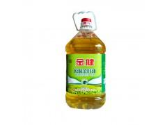 金禾舜农业-金健原味菜籽油5L批发、零售供应