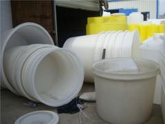 120L塑料圆桶 120L周转圆桶