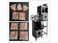 尼龙网布袋泡茶包装机 无纺布袋茶包机 可降解玉米网布包装机