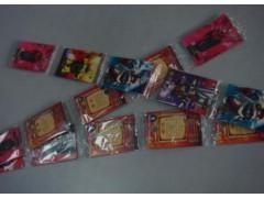 连包卡片自动包装机 卡片包装机视频