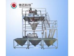 滴灌肥混合包装生产线