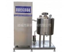 供应豪联牌鲜奶巴氏杀菌机 HLBS-1200型 羊奶灭菌机