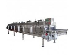 供应豪联牌隧道式烘干机HLHG-SD10000型 蒸汽式烘干