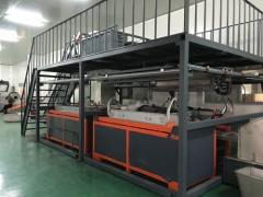 数控茶叶理条自动化生产线