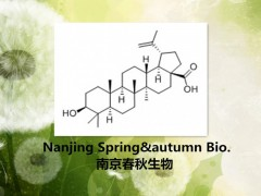 白桦脂酸白桦酯酸 472-15-1 高纯公斤现货 图谱齐全