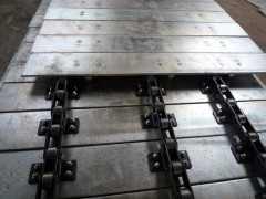 我厂热销输送链板 不锈钢链板 清洗链板 不锈钢传动链