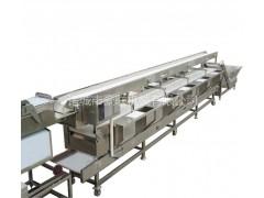 清洗分选线 清洗挑选线 豪联HLXX-4000型