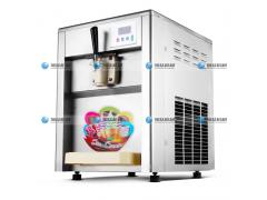 小型冰淇淋机 新款冰淇淋机 台式冰淇淋机