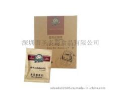 蓝山挂耳咖啡滤泡耳挂进口咖啡豆可现磨纯咖啡粉无糖