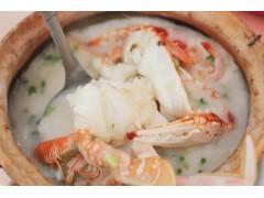 砂锅生鱼粥
