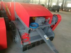 玉米秸秆收割打包机原理生产
