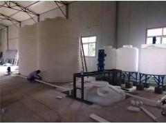 30吨塑料水塔、30吨PE水塔