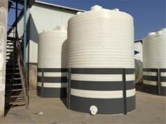 40吨塑料水塔、40吨PE水塔
