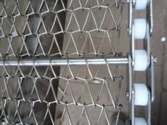 专业供应 清洗杀菌机网链 不锈钢网链 保证质量