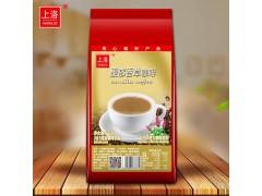 上洛三合一速溶馥郁香草咖啡粉批发 商用餐饮1kg装咖啡机原料