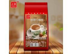 上洛榛果白咖啡批发 三合一速溶白咖啡粉 马来西亚白咖啡批发