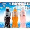 泰国进口饮料 7coin七咔呢牌含椰果橙汁饮料