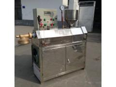 专供全自动家用粉条机 自熟式宽粉机 蒸汽液压粉条机