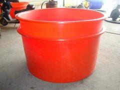 供应方形食品级耐酸碱2000升塑料敞口大口蓄水桶 食品腌制桶