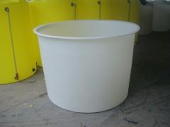 供应300升敞口圆形加厚塑胶腌制泡菜泡凤爪放豆汁食品级塑料桶