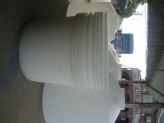 厂家定制无毒无味塑胶圆桶瓜果腌制桶食品加工桶滚塑涂料容