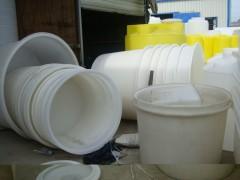 厂家直销泡菜腌制桶,1500L食品级塑料圆桶,敞口塑料圆桶