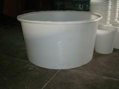 塑料圆桶 大敞口腌制蔬菜塑料圆桶 1000L敞口塑料圆桶