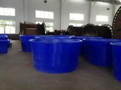 价格优惠1000L塑料圆桶食品级装水桶腌制发酵搅拌桶耐