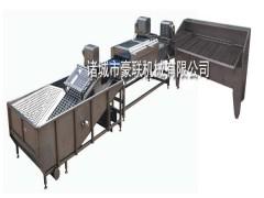 豪联HLXD-6 洗蛋机/咸鸭蛋清洗机/清洗干净/无破损率