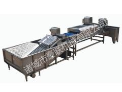 豪联HLXD-6 石灰蛋清洗机