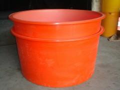 厂家直销 新20升带盖圆形pe塑料桶 重型机械专用油桶