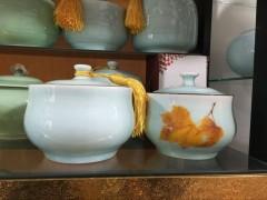 密封陶瓷蜂蜜罐价格