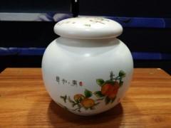 花茶包装陶瓷罐子价格