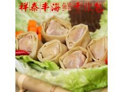 祥泰丰美食 千张包子 浙江特产海鲜味 速冻食品 260g