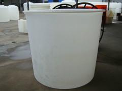 厂家供应加厚100升塑料大白桶 塑胶圆桶 环保垃圾桶