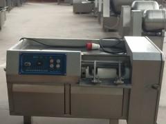 QD-550牛肉块切条机,牛肉干不锈钢切丁机器