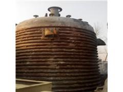 出售出售3台25立方的不锈钢反应釜