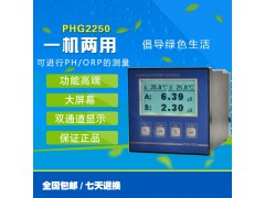 工业在线pH计ORP计同时监测 工业废水污水酸碱度检测仪