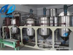 油脂精炼设备 精炼设备厂家 小型油脂精炼设备