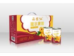 每赛仙糖水黄桃罐头425g*8罐尊享版礼盒装