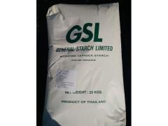 供应木薯变性淀粉|泰国木薯变性淀粉|GSL