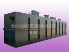 一套一体化污水处理设备最低价格销售