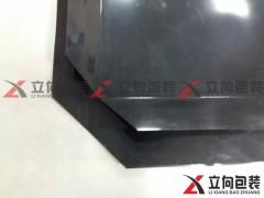 防滑环保HDPE塑料滑托板立向上海滑片托盘生产厂家防腐蚀防