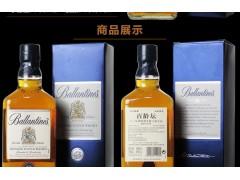 百龄坛12年苏格兰威士忌有盒 百龄坛价格  量多优惠