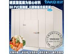雅淇 冷库工程 食品保鲜冷库 物流恒温库 冷库安装价格
