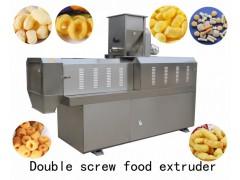 膨化食品机械加工与设备